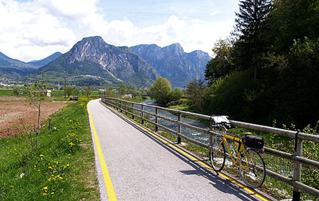 La ciclovia del Brenta