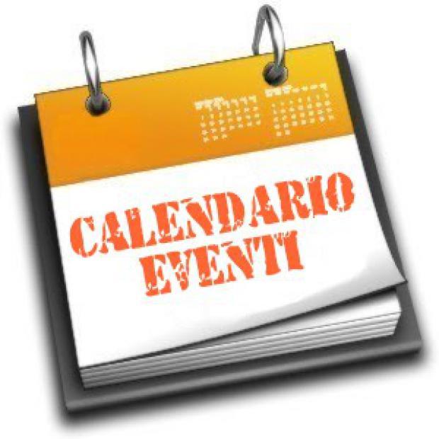 Calendario delle attività del 2017