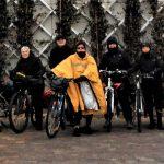 Come proteggersi dalla pioggia in bici