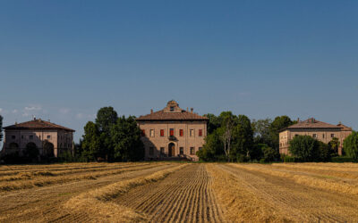 Castelli e ville della pianura bolognese : itinerario su tour.er