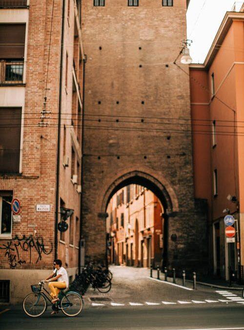 In bici al tempo del COVID: le mura di Bologna – 3° giro virtuale