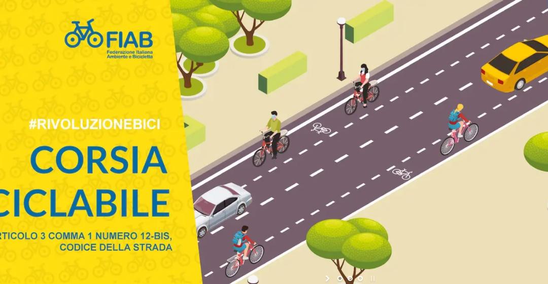 """""""Dare strada alle biciclette"""": il vademecum del Centro Studi FIAB con le ultime novità del codice della strada"""