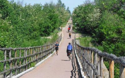 Domenica 6 giugno – Ciclovia del Sole- Eurovelo 7 : da Piazza Maggiore a Crevalcore e ritorno – Escursione
