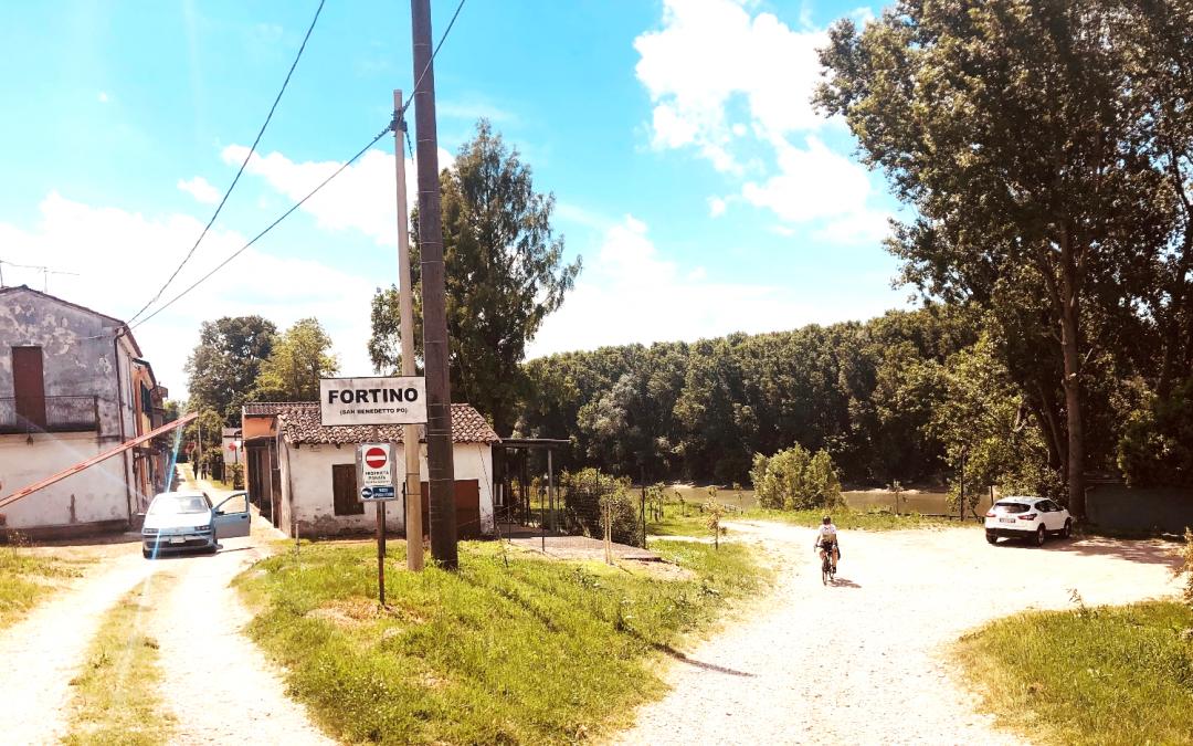 Domenica 27 giugno – Da Mirandola a San Benedetto Po – Escursione