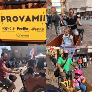 Progetto SCAP: noleggio gratuito di cargo-bike!