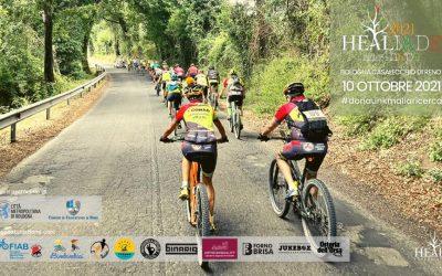 Domenica 10 ottobre – Pedalata HEALiade/Ride4Hope Bologna/Casalecchio di Reno  e Bimbimbici
