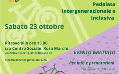 Sabato 23 ottobre – Alla scoperta delle piste ciclabili del quartiere Borgo – Reno